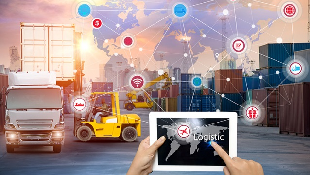 logistics iot app development