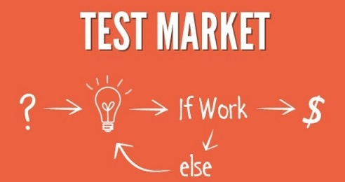 test the markets