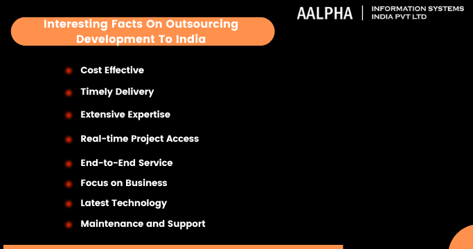 interesting facts on outsourcing development to India