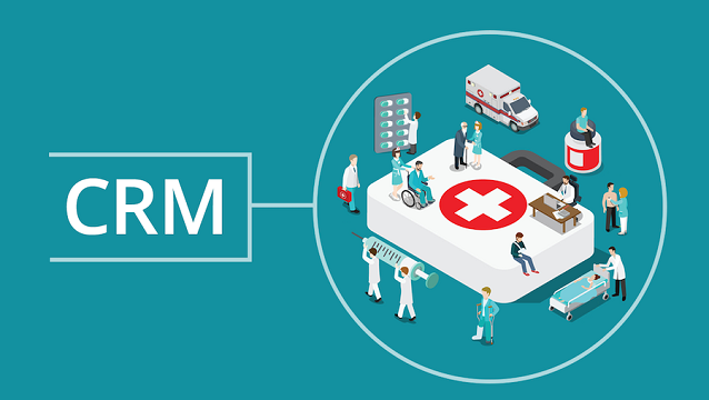 CRM healthcare