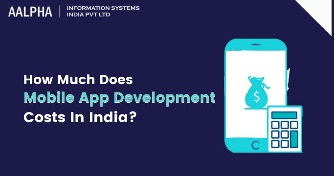 Costs Mobile App development services