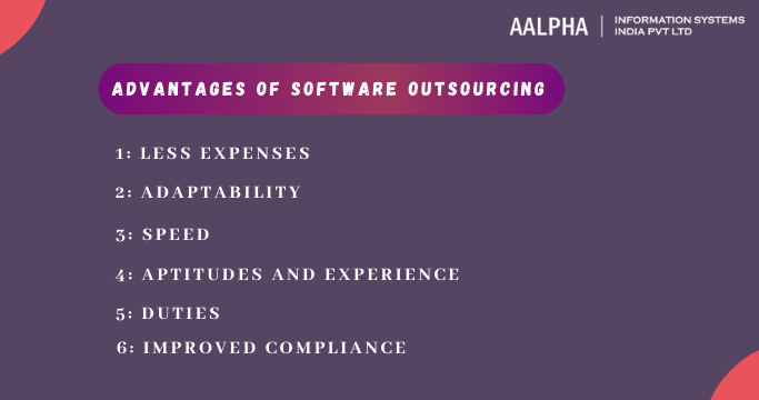 Advantage of software outsourcing (1)