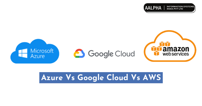Azure Google Cloud AWS