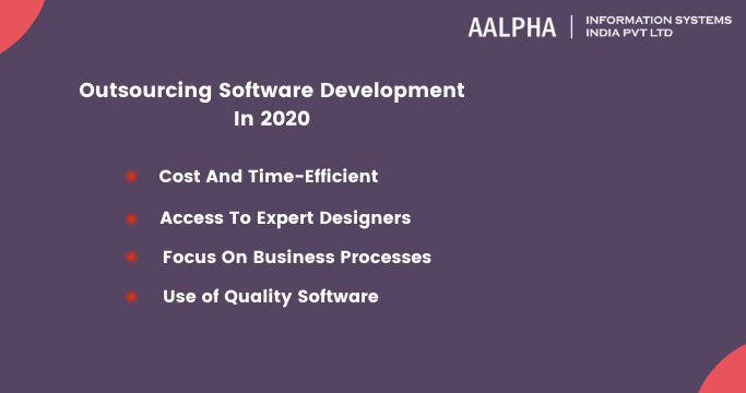 Outsourcing Software Development In 2020
