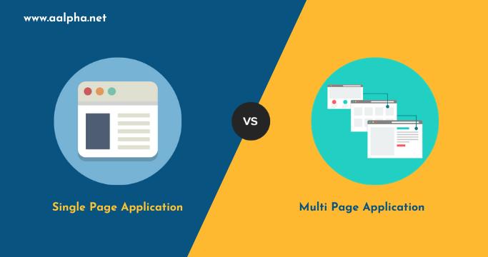 Single Page Application Vs. Multi-Page Application