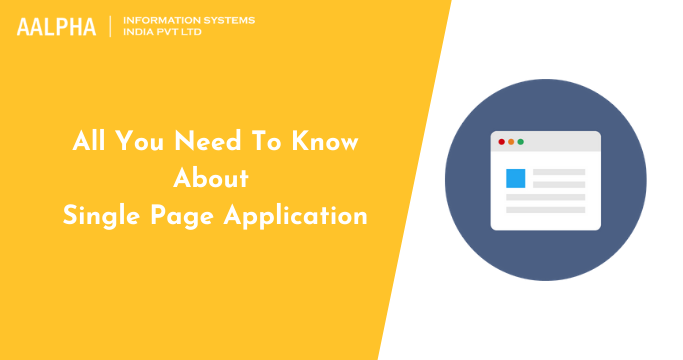 Single Page Application Development