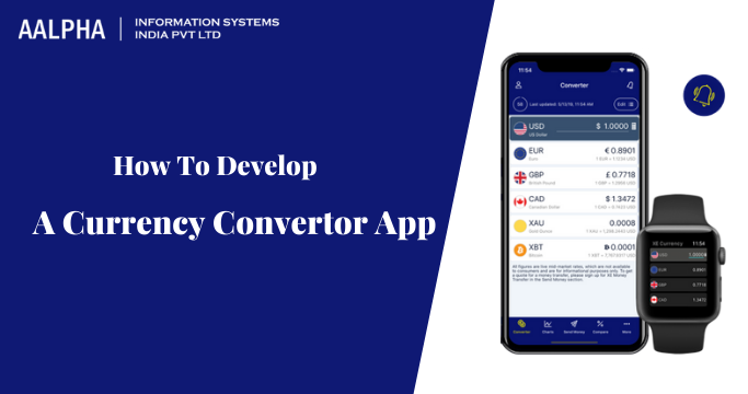 Develop A Currency Convertor App