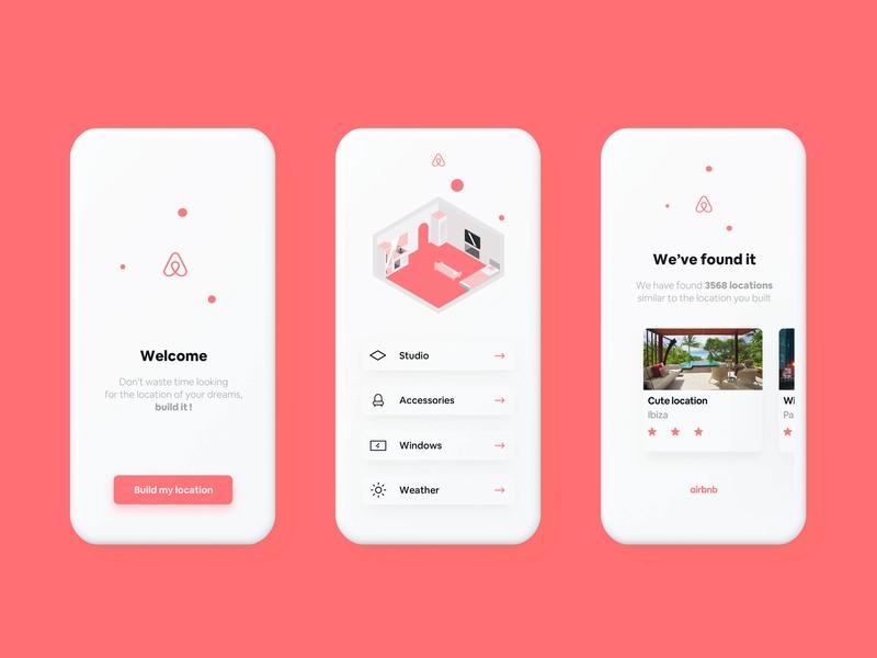 App like Airbnb