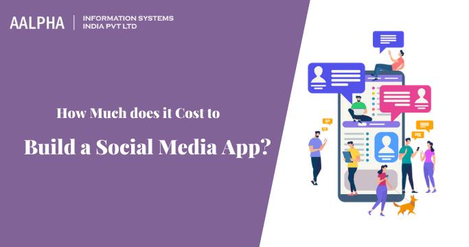 Cost to Build Social Media App