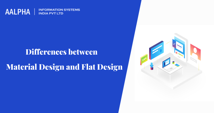 Material Design and Flat Design