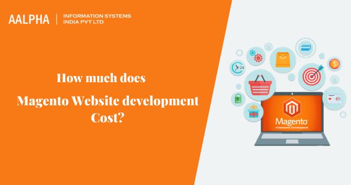 magento website development cost