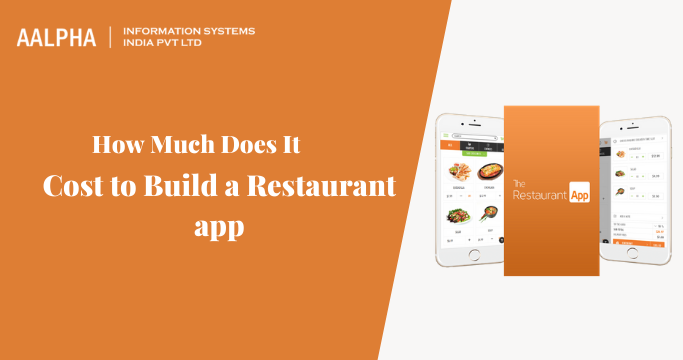 Cost to Build a Restaurant app