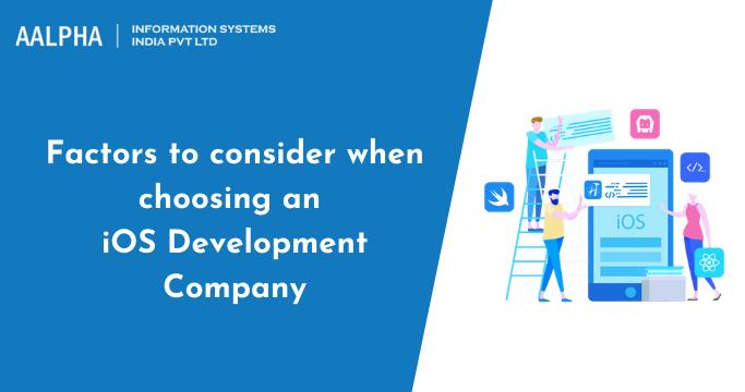 IOS development company