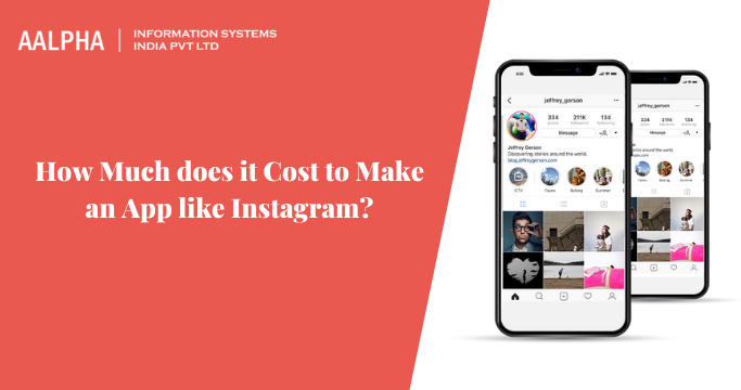 cost to make an app like Instagram