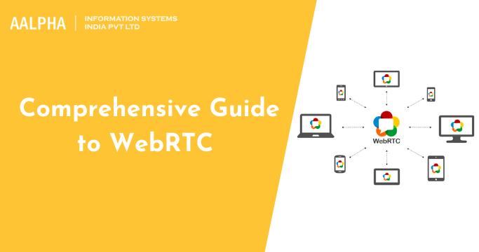 Guide to WebRTC