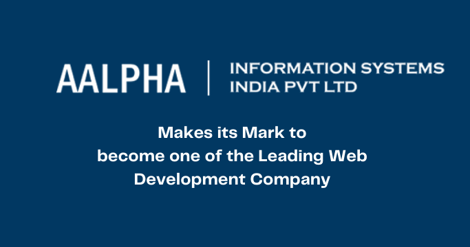 Aalpha one of the leading Web Development Company