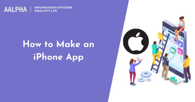 Make an iPhone App