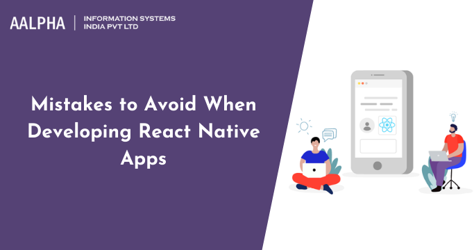 Mistakes in React Native