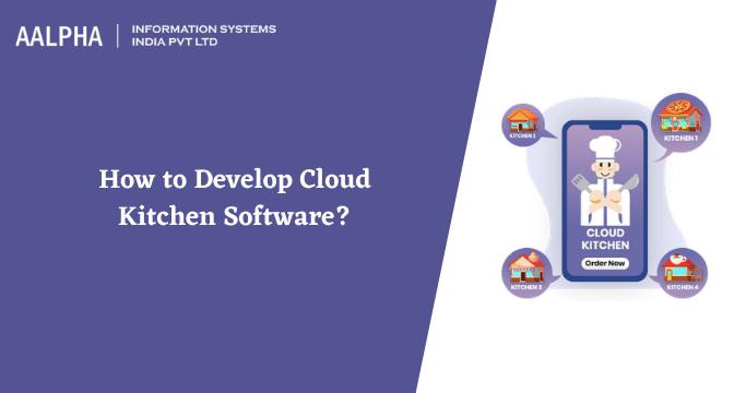 Cloud Kitchen Software