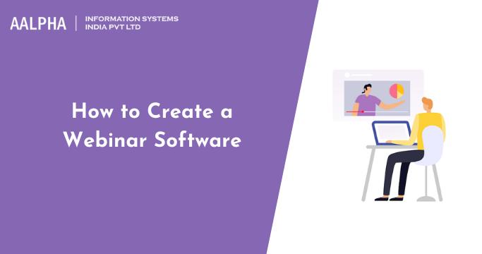 Create a Webinar Software
