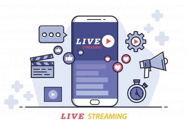 live streaming app development