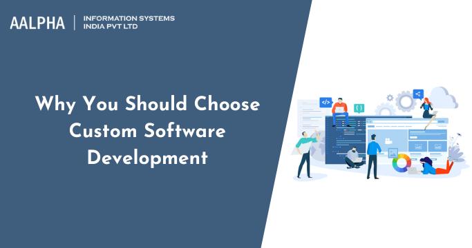 why custom software