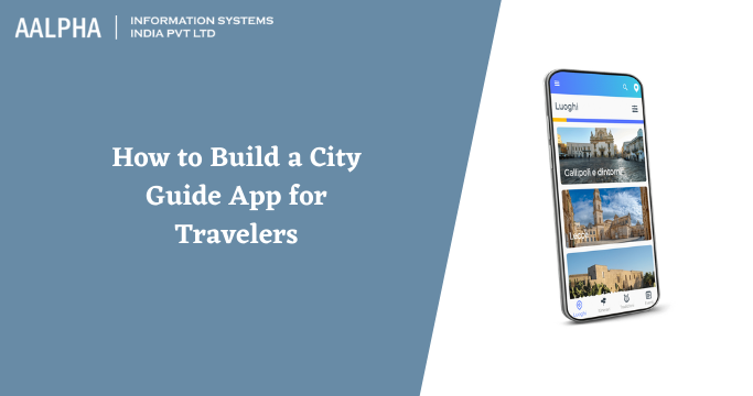Build a City Guide App