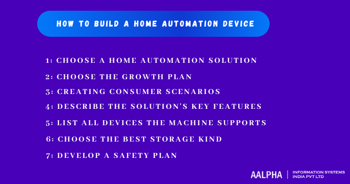 How to build a home automation device