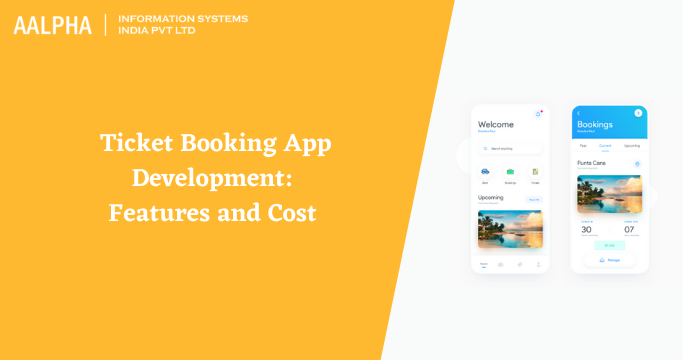 Ticket Booking App Development