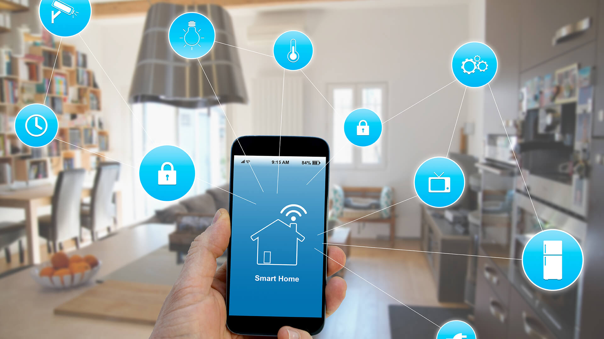 smart-home-wifi-connected