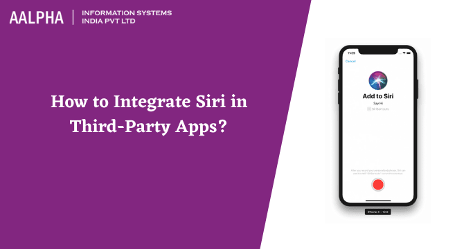 siri integration with apps