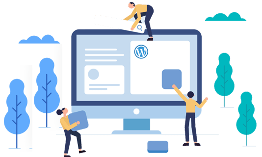 Wordpress cms for web development