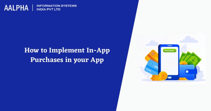 in-app purchases development