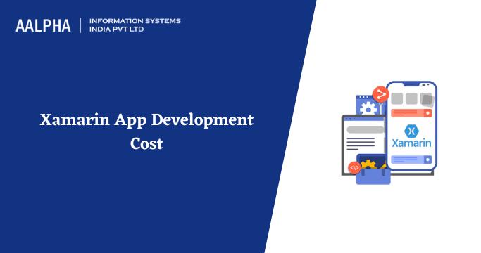 xamarin app development cost