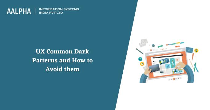 UX Common Dark Patterns