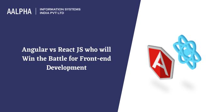 angularjs vs react for front end development
