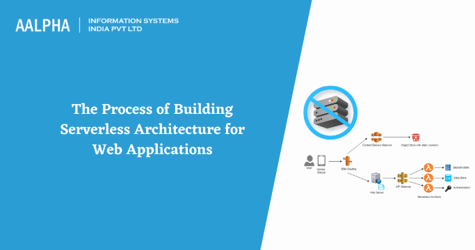 serverless architecture for web applications