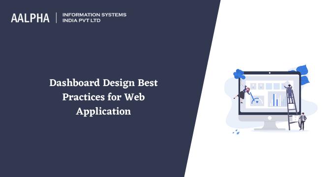 Dashboard design best practices